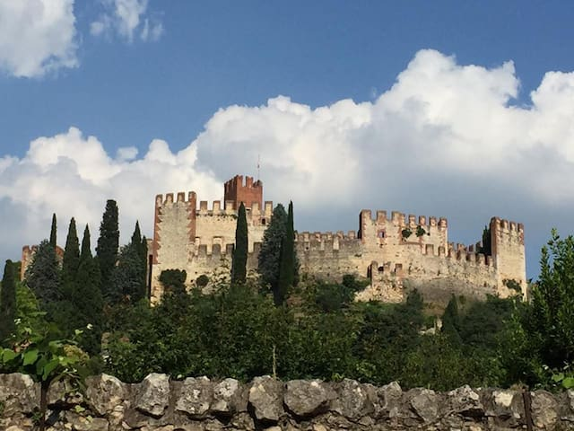 La finestra sul Castello 2 SOAVE - Soave - Appartement
