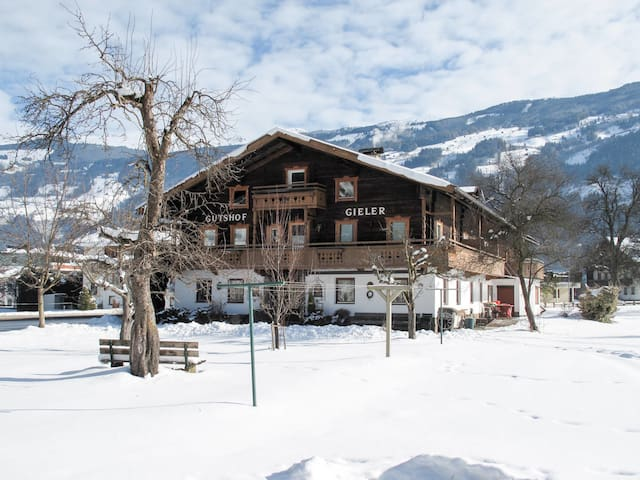 65 m² apartment Gielerhof in Zell / Zill Valley