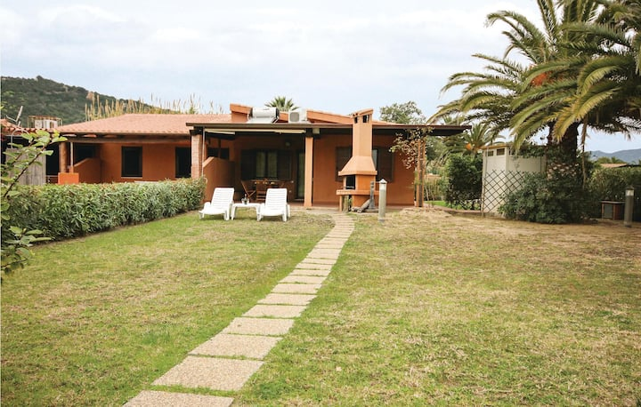 Terraced house with 1 bedroom on 50m² in Costa Rei -CA-