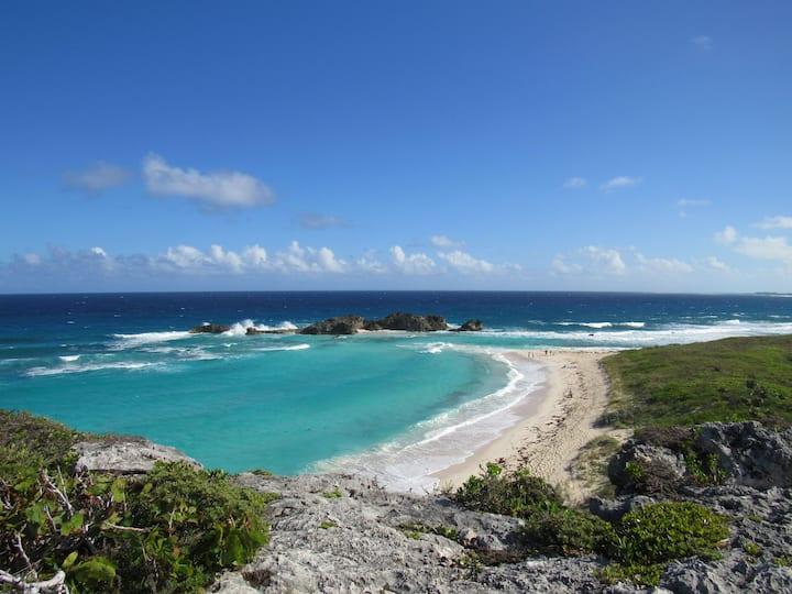 Far Away Villa, Mudjin Harbour, Middle Caicos, TCI