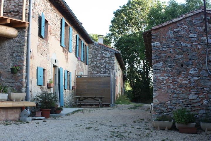 En pleine nature, appartement cosy - Le Chaffal - 自然小屋