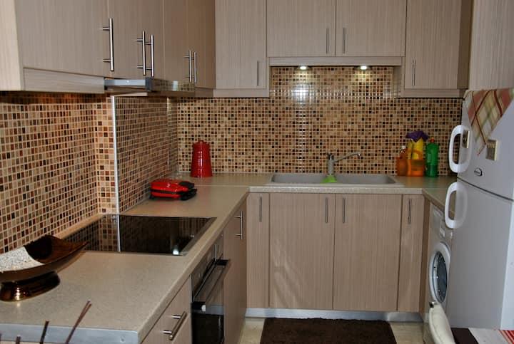 cosy apartment near to Poros beach