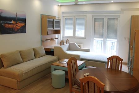 Urban, a 5-minute walk to downtown - Beograd - Apartment