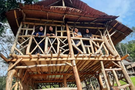 Bukit Lawang  nature lovely lodge & treking