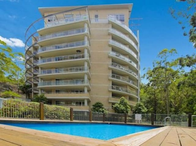 1 bedroom apartment in city centre - Gosford - Apartamento