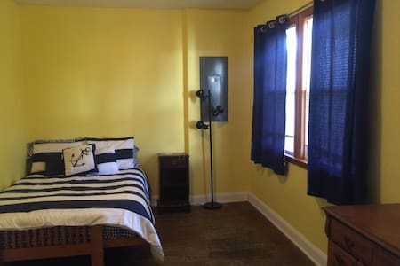 Private Room - Charming Beach House - Long Branch
