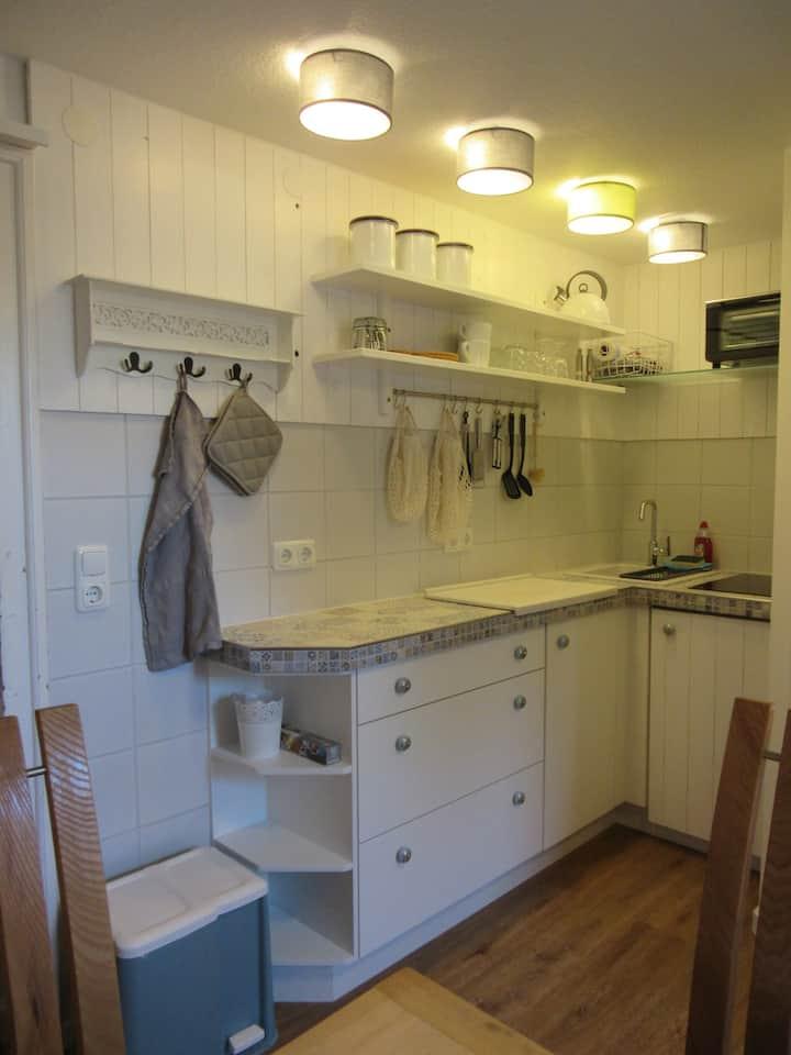 Charmantes Mini-Apartment in schönem Bauernhaus