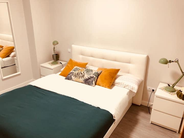 Precioso apartamento en pleno centro con WIFI 2
