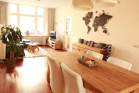 City house with two 2p beds! - Utrecht - Townhouse