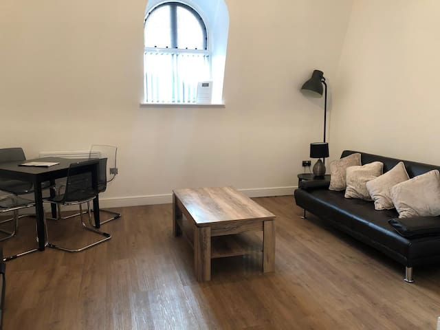 Great City Centre Location