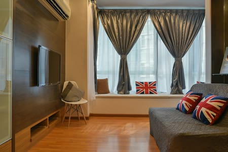 New!! CozyHome #6, 1 Bedroom, 350m to KLCC Tower