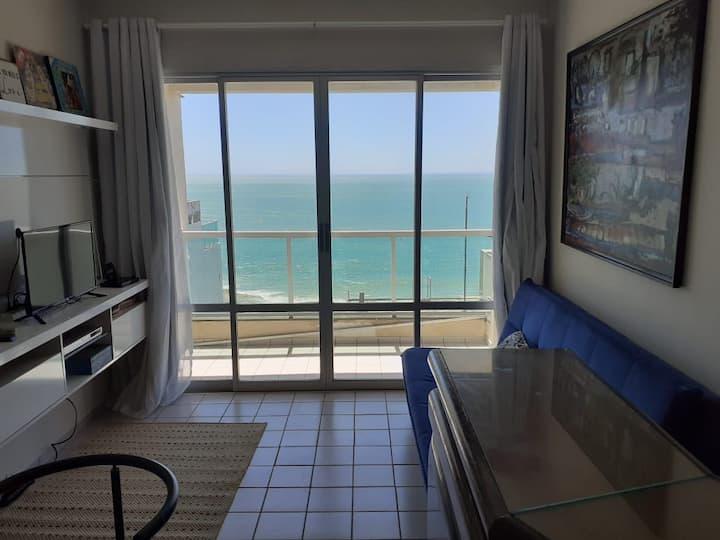 Apartamento espetacular na Praia das Virtudes