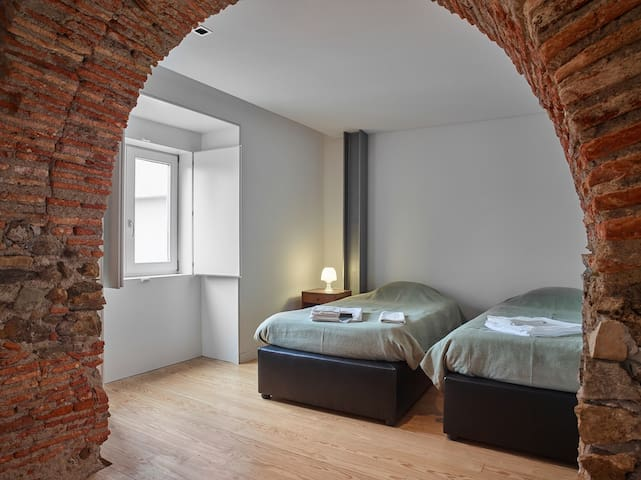 NEW City Wall (3 rooms) 5* charming apartment