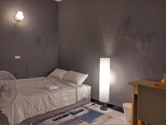 Room 4A, 5MinHoushanpiMRT, long-term discount長住優惠