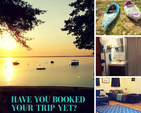 The Bunkhouse on Sebago *2020 Bookings Available*