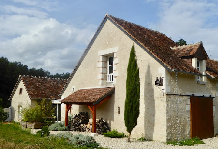 A Haven of Peace and Nature in the Loire Valley