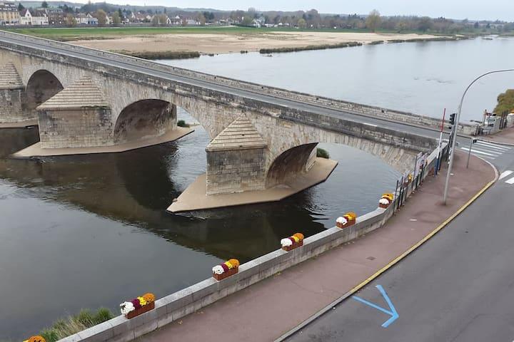 Studio vue sur Loire