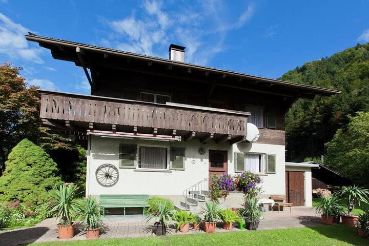 Cozy Apartment in Bartholomaberg near Ski Area