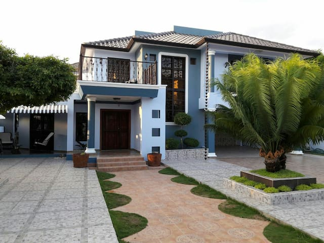 Dominican Style House