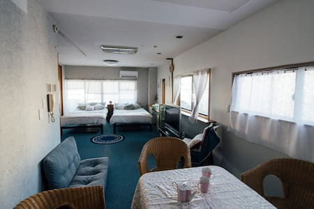 Cosy Villa, 3storey,fix 21ppl,close to station - Taitō-ku