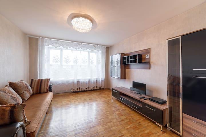 2-х комнатная квартира в Архангельске