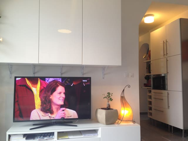 Situé à wasquehal(15min de lille)appt tout confort - Wasquehal - Apartamento