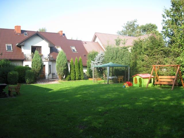 Apartament Karwieńskie Błoto Drugie