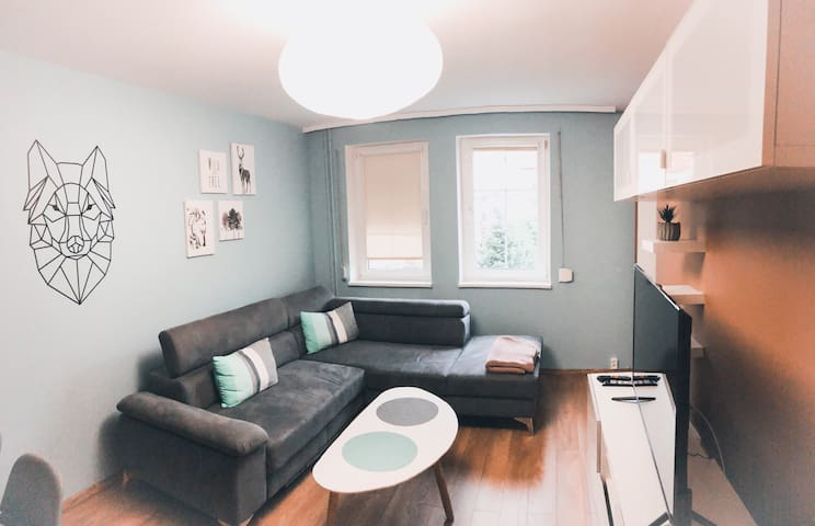 Apartament Nastrojowy