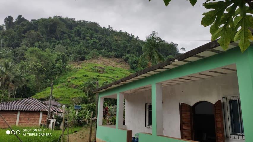 Casa em Paraty - 24 km do Centro-Taquari -Na BR101