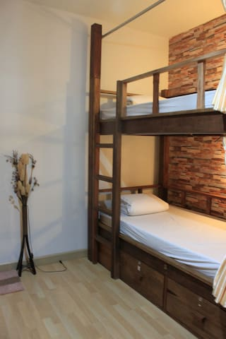Bunk Boutique  for 6 bed - Amphoe Mueang Chiang Mai - Hostel