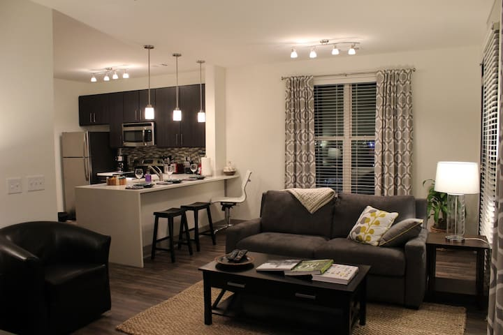 Midtown Luxury by Downtown & Vandy - Nashville - Lejlighed