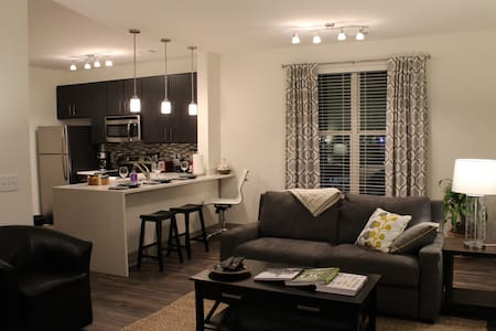 Midtown Luxury by Downtown & Vandy - Nashville - Lakás