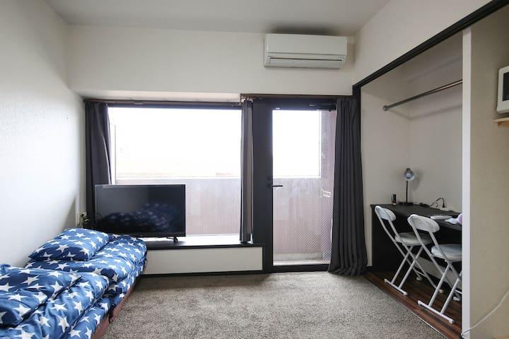 Hakata Sumiyoshi Apartment [TRP]
