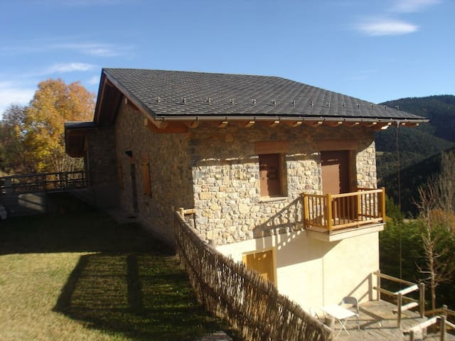 Chalet en la Molina a 5 ' de Pistas - Alp - Huis