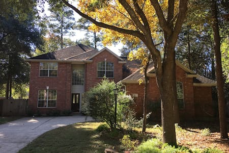 Comfortable and convenient home in The Woodlands! - 콘로 - 단독주택