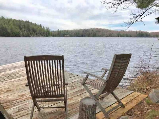 Serene Muskoka Waterfront Cottage- Cleanest Lake!