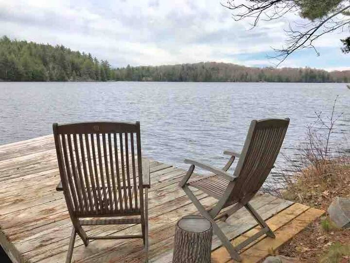 Stay all Summer! Clean Lake, Serene,Quiet Ambiance