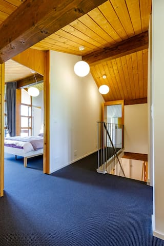 """""""Amazing villa with stunning views and great amenities. Great place to explore Bernese Oberland and beautiful switzerland."""""""