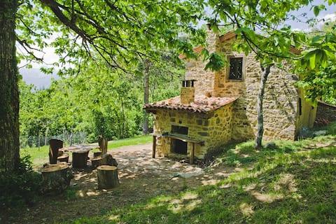 Casa Paladini in Garfagnana, Lucca, Tuscany