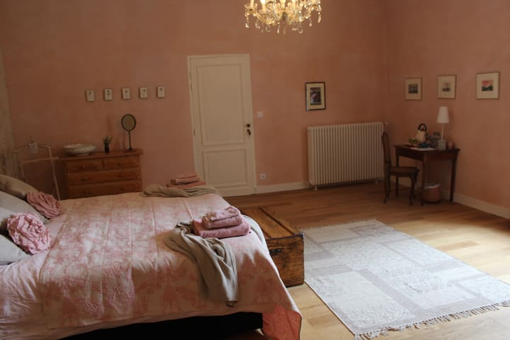 Chambre Romarin B&B - Moulon - Bed & Breakfast
