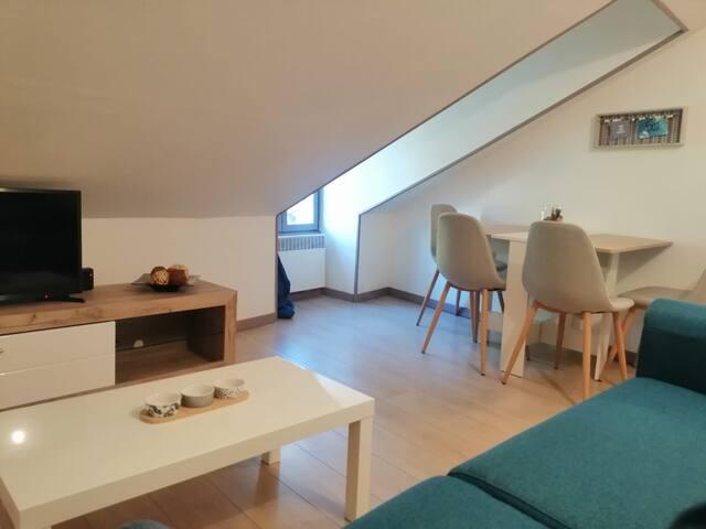 Appartement T2 au cœur du Périgord Vert (Dordogne)