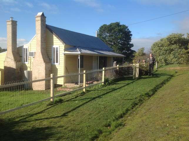 Grampians Eco Cottage. - Moyston - House