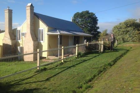 Grampians Eco Cottage. - Moyston