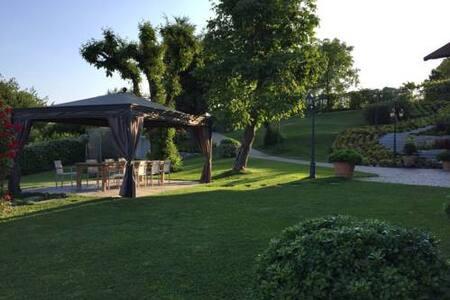 Casale Raffaello - Suite n°2 - Albese Con Cassano