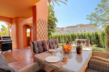 Dream garden apartment-Sotoserena