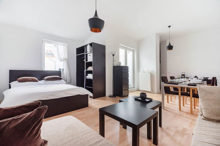 Corona Quarantäne Wohnung