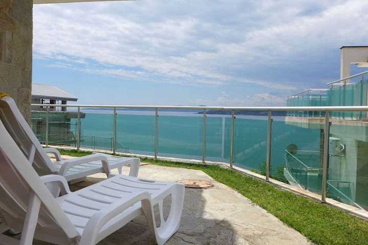 Panorama Pontica Apartment «Unicorn» great seaview