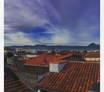 Chambre privée avec salle de bain - Clermont-Ferrand