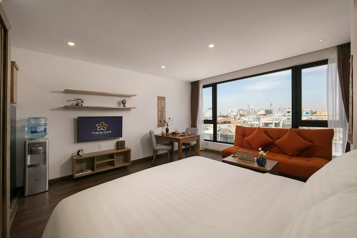 Best View apartment near district 1 hochiminh city