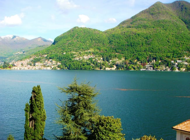 "Lake Como apartment ""La Madonnina 1"""